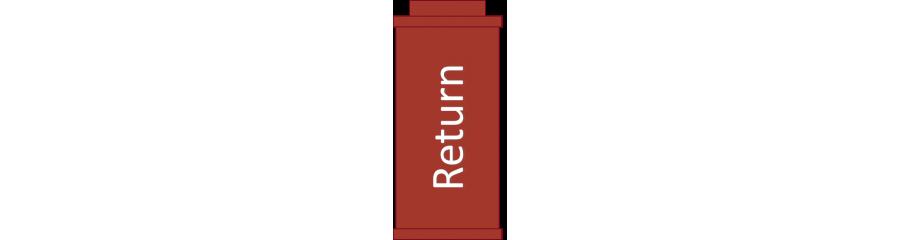 Retour elementen