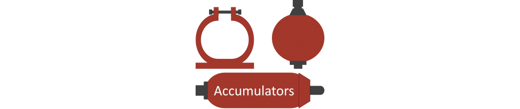 Original HYDAC accumulators