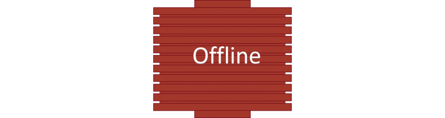 Offline elements